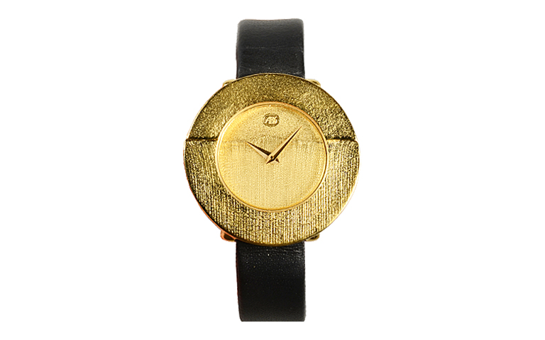 06227-watch, gold 750