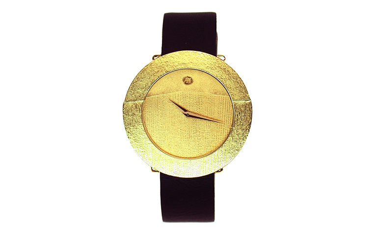 06228-watch, gold 750