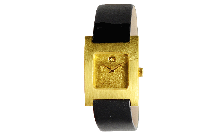 06278-watch, gold 750