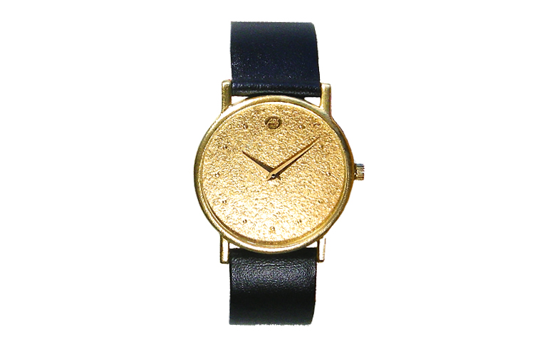 06353-watch, gold 750