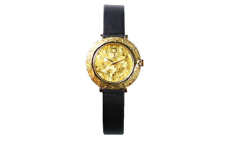 06356-watch, gold 750