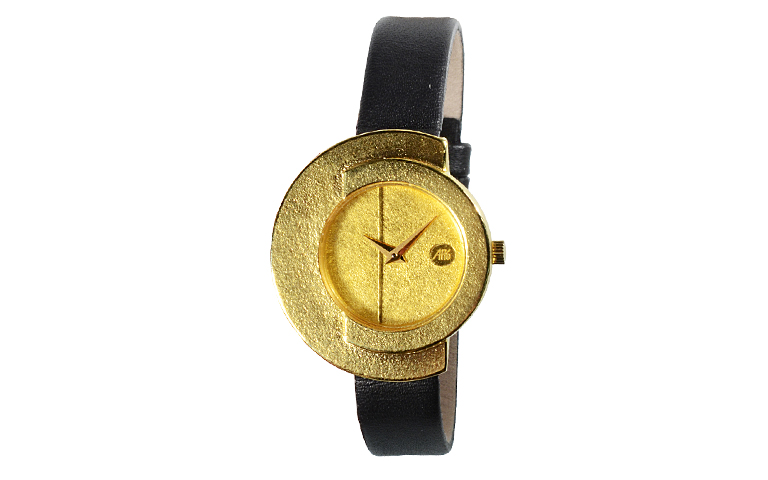 06360-watch, gold 750