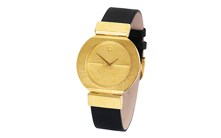 06369-watch, gold 750