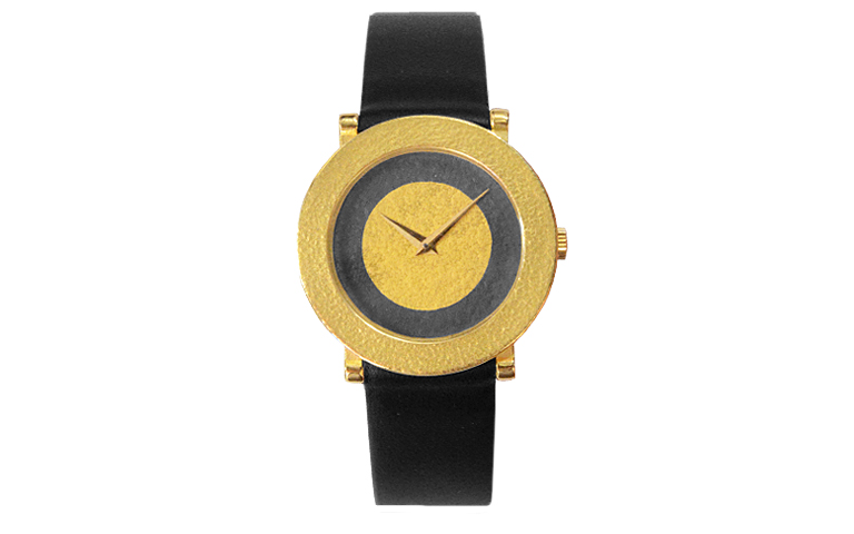 06380-watch, gold 750