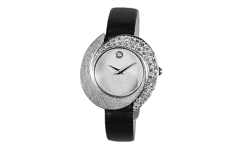 46297-watch, whitegold 750, brillants