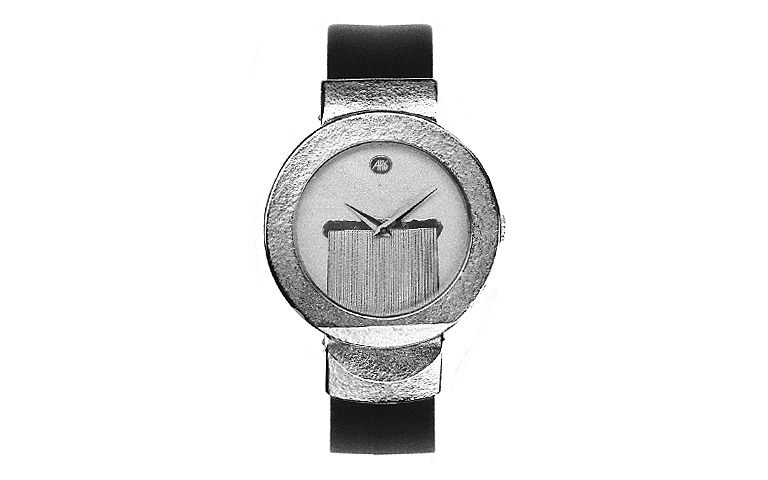 46351-watch, whitegold 750