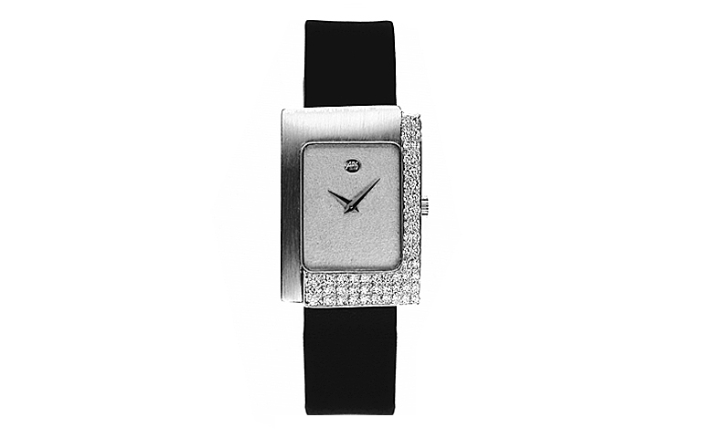 46517-watch, whitegold 750, brillants