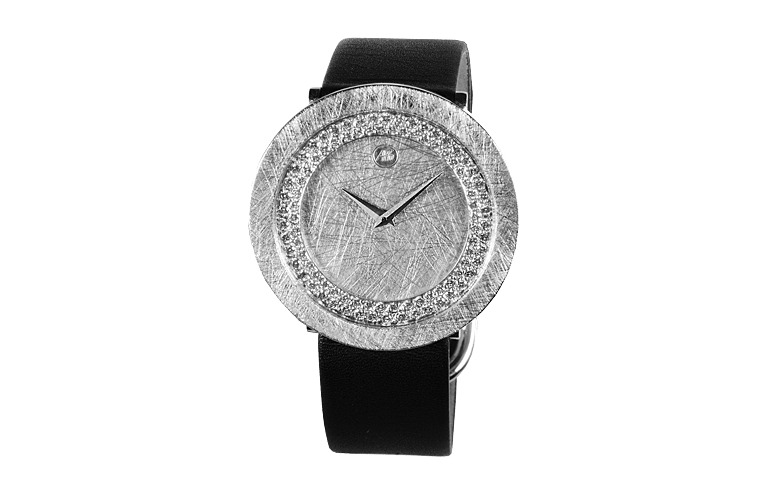 46526-watch, whitegold 750, brillants