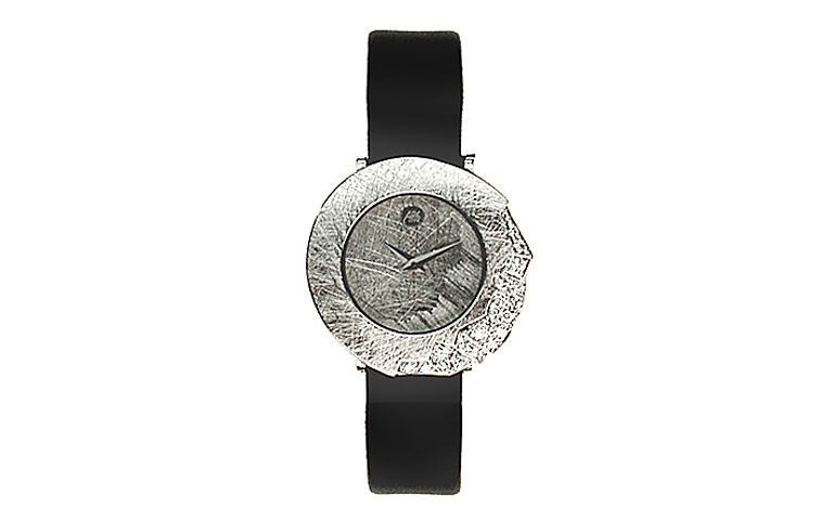 46547-watch, white gold 750 with 20 brilliants, vvsi tw 0,28 ct