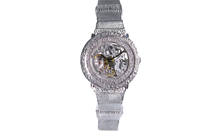 46568-watch, white gold 750 and yellow gold 750